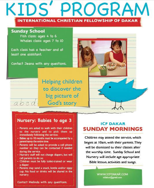 Kids' Program